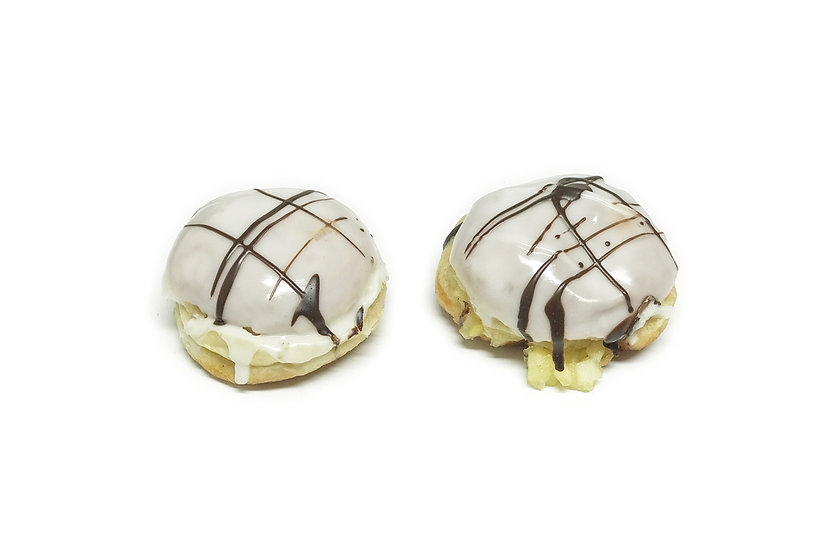 Apple Doughnuts (Pack of 2)