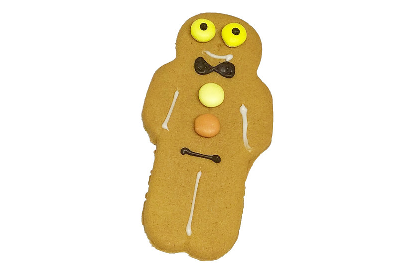 Gingerbread Biscuit