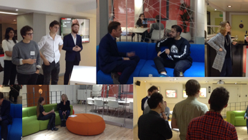 Speed Mentoring for APG Young Planners