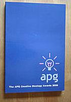 APG Creative Strategy Awards 2009