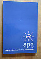 APG Creative Strategy Awards 2009