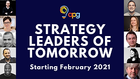 Strategy Leaders of Tomorrow