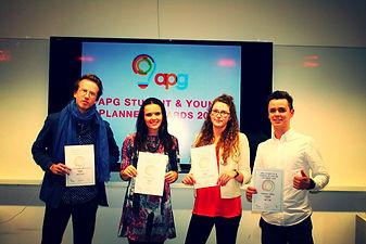 APG Student Award Winners