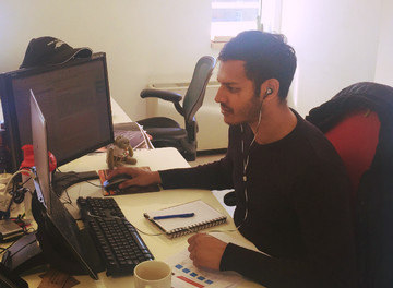A Day in the Life of an APG Young Planner - Zac Masih