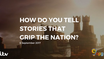 How do you tell the stories that grip the nation?