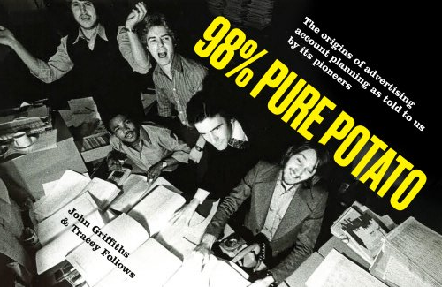 98% Potato by Jon Griffiths and Tracey Follows