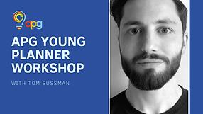 Tom Sussman APG Workshop.png