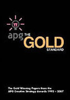 APG Creative Strategy Awards Gold Standard