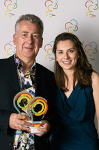 Long Term Thinking Gold and Special Prize for Social Impact - Change4Life