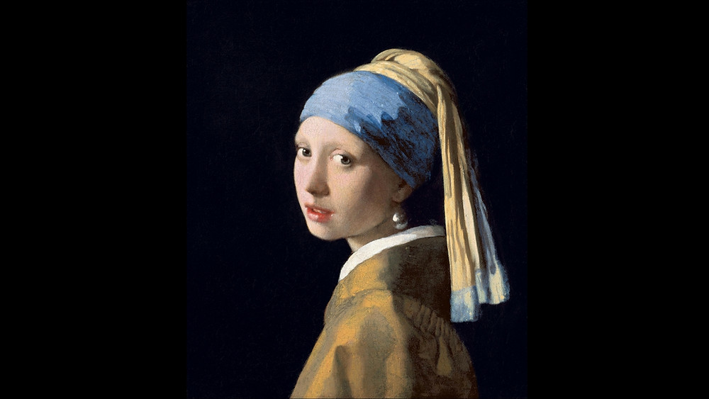 Johannes Vermeer, Girl With a Pearl Earring