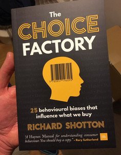 A Review of The Choice Factory – Richard Shotton
