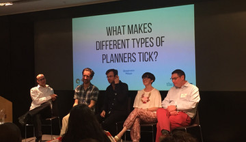 What makes different types of planners tick?