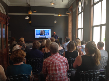 Lunchtime Event with Matthew Willcox