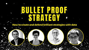 Bullet Proof Strategy