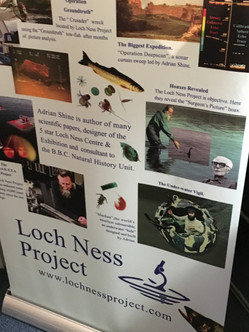 So much to see and learn at the Loch Ness Exhibition Centre!