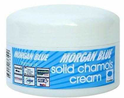 MORGAN BLUE -CHAMOIS CREAM