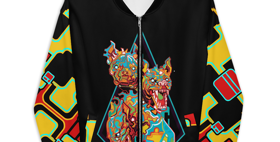 Hyena Bomber Jacket