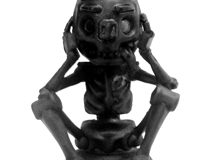Bone Boy - Hear No Evil