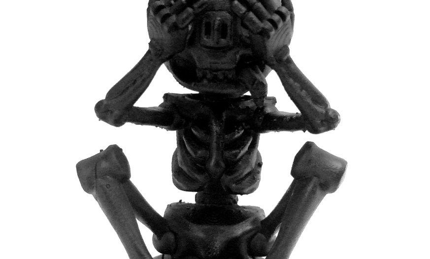 Bone Boy - See No Evil