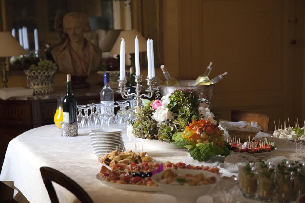 Chateau Malliac venue France séjour