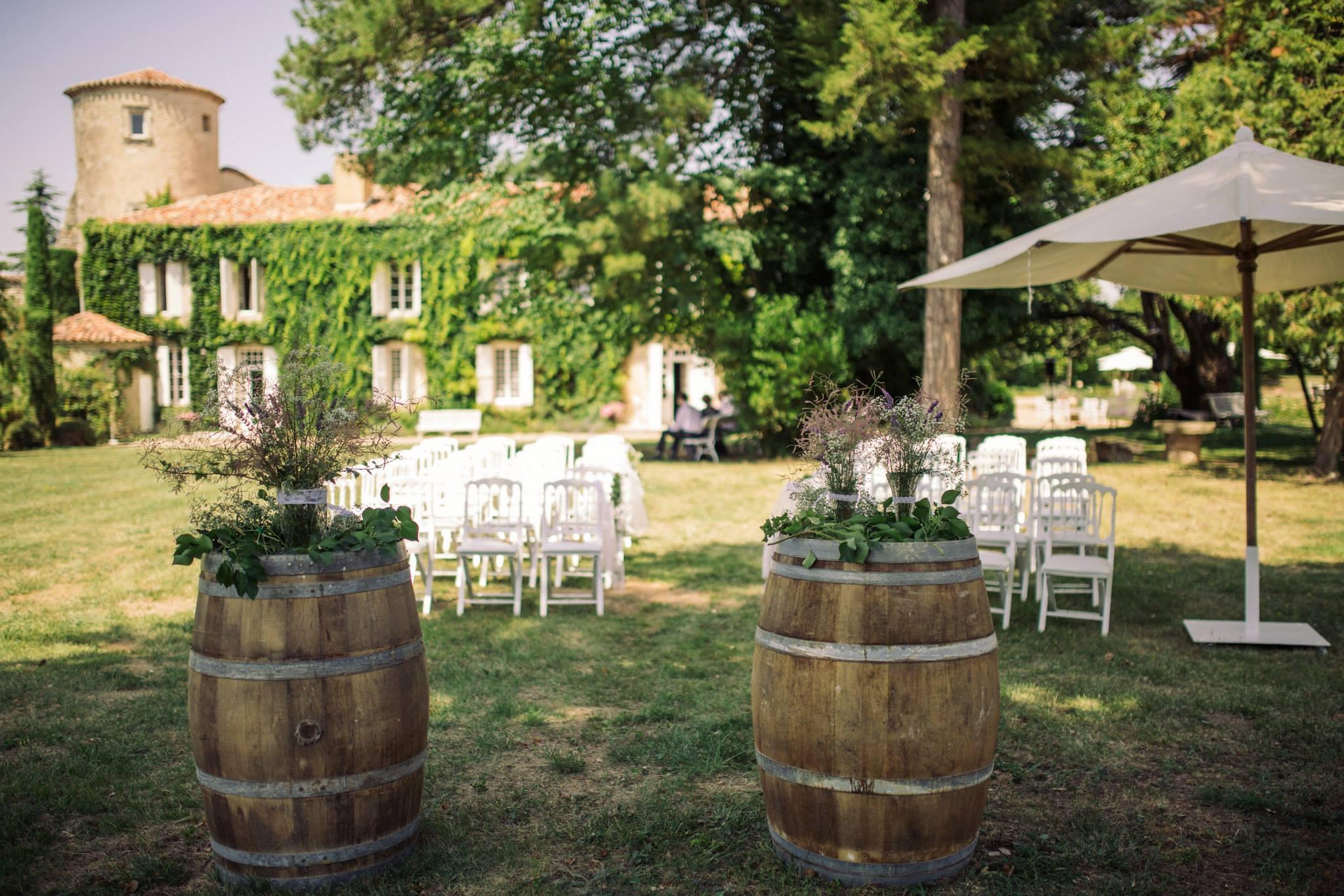 Venue France Mariage Château Malliac