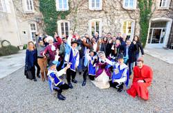 Chateau Malliac Team Building