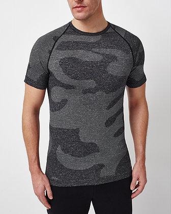 HPE - Camo T-Shirt (DGrey Camo)