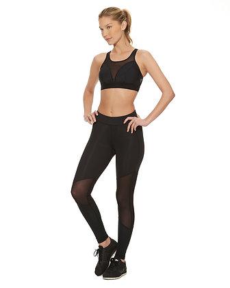 HPE - Balance Leggings (Black Mesh)