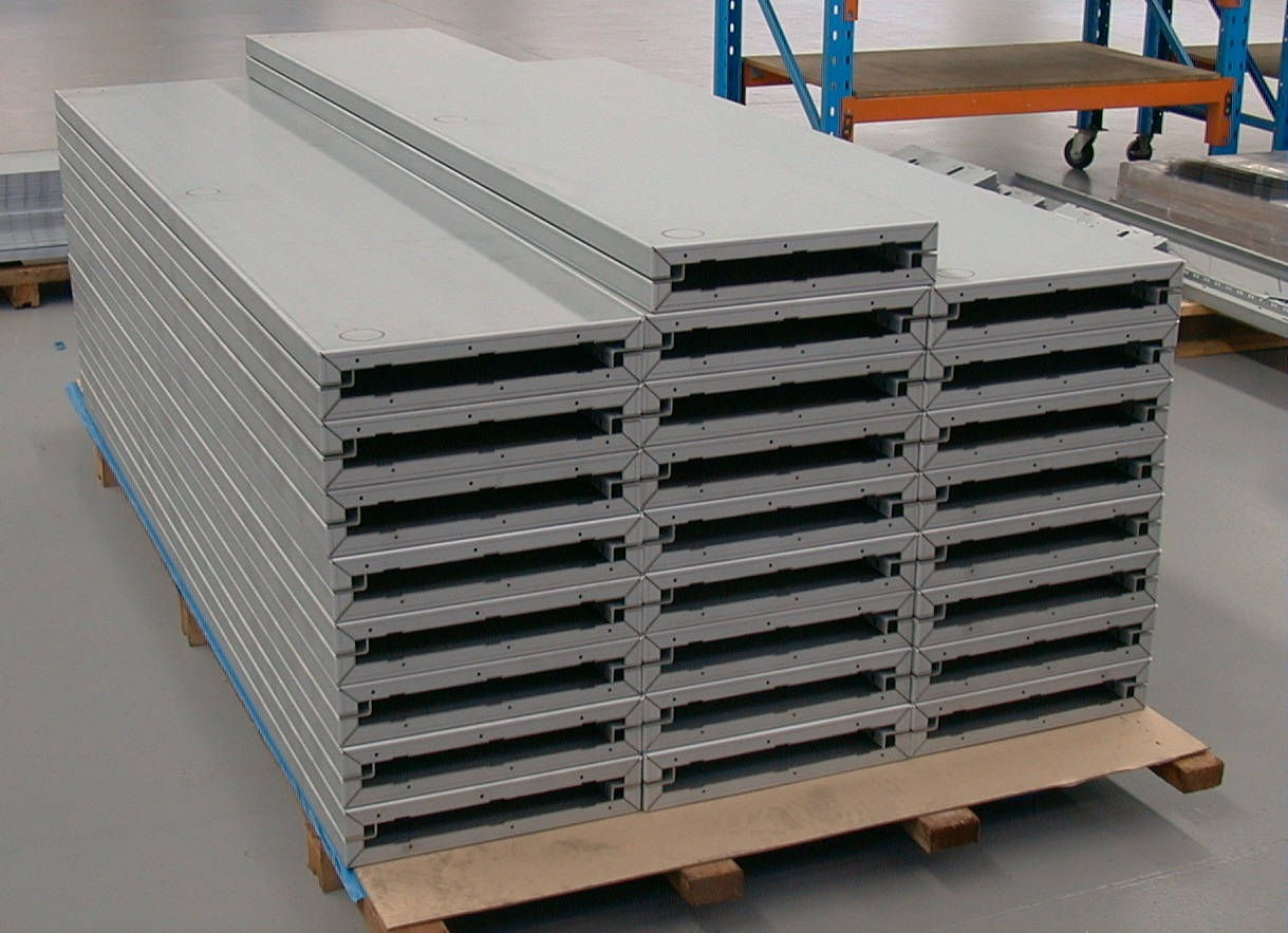 Small to Large Sheetmetal Cutting and Folding Services at Interfab