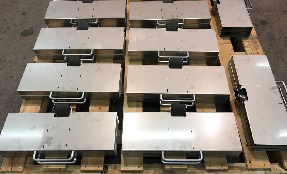 Interfab Precision Sheetmetal