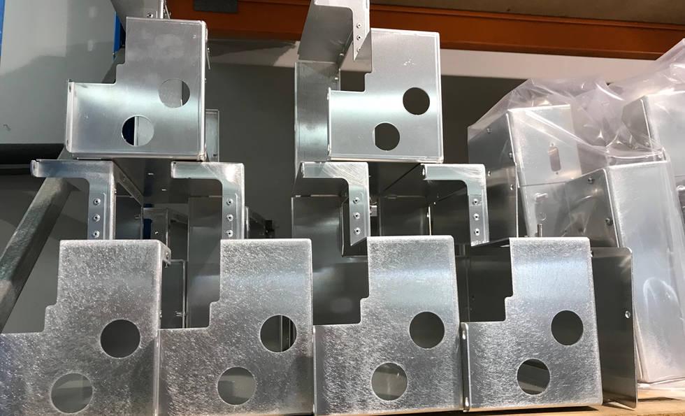 Aluminium Sheetmetal Tig Welding at Interfab