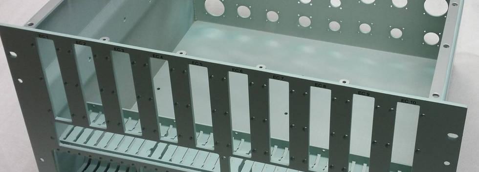 Precision Sheet Metal Fabrication at Interfab
