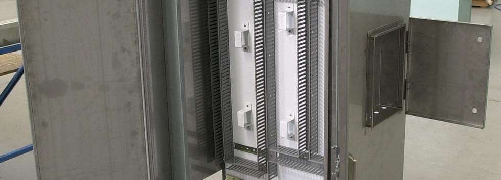 Stainless Steel Manufacture of Electrical Cabinets