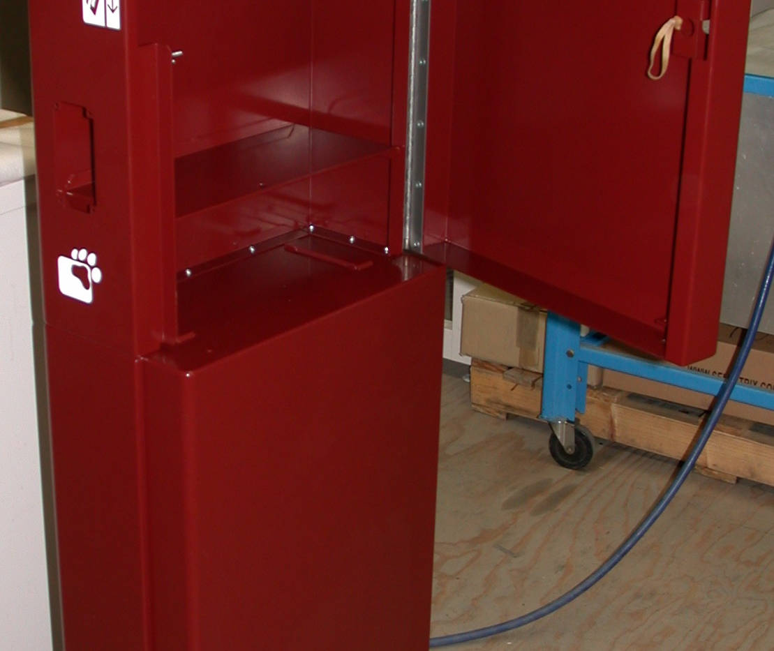Powder Coating - A Managed Service by Interfab