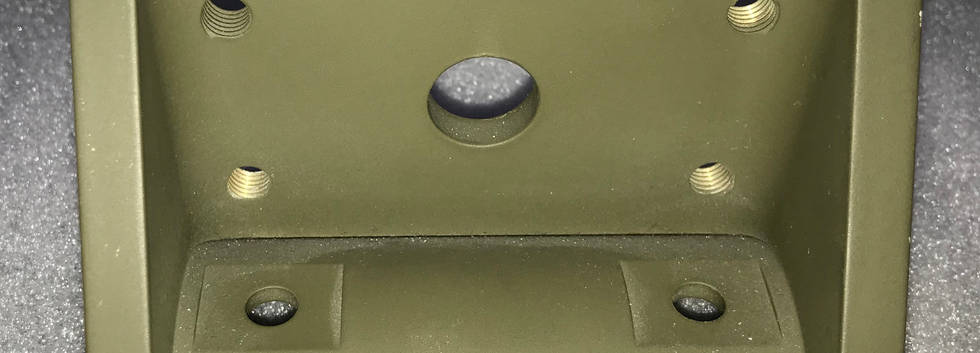 Aluminium Tig Welding and Powder Coating