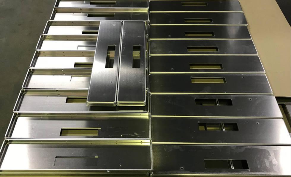 All Aluminium Tig Welding