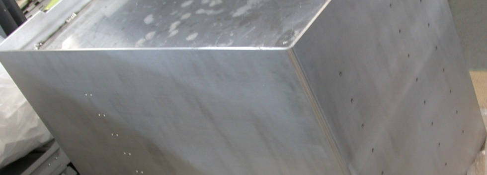 Aluminium Welding in Sydney by Interfab