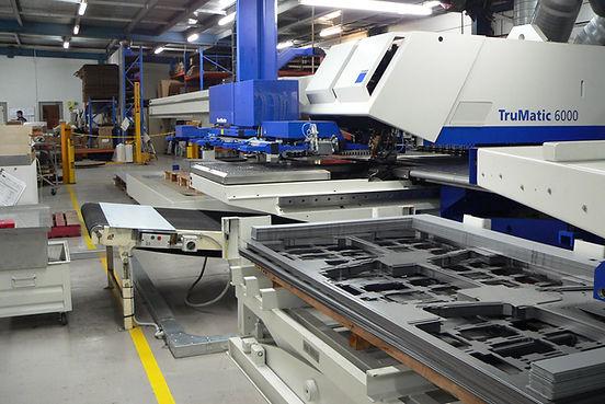 Steel Laser Cutting Sydney