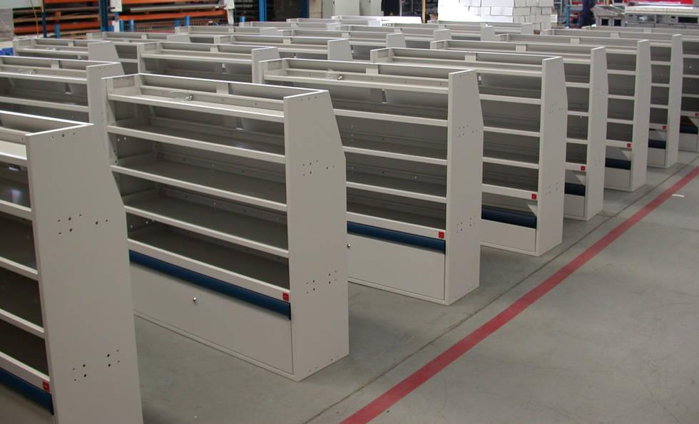 Sheetmetal Fabrication Including Powder Coating