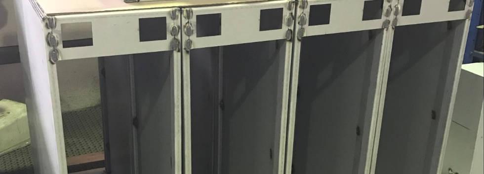 Sheet Metal Fabrication of Enclosures
