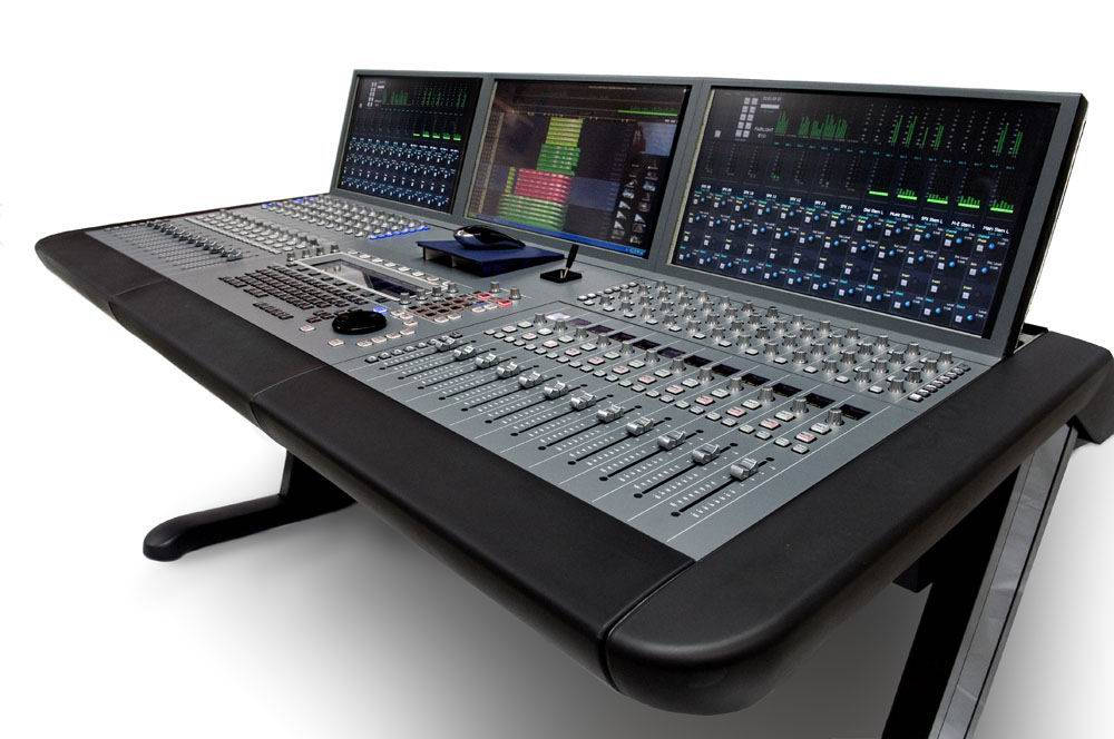 Sound Mix Station Project - Built by Interfab