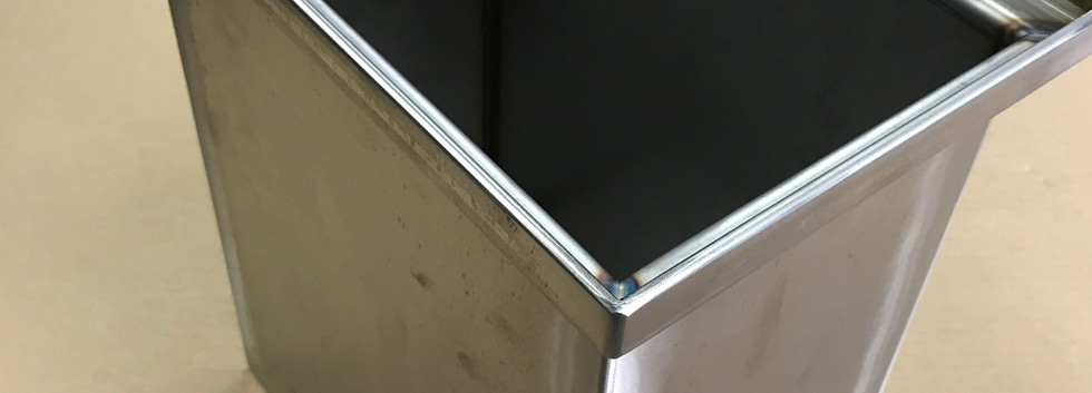 Custom Stainless Steel Welding and Fabrication
