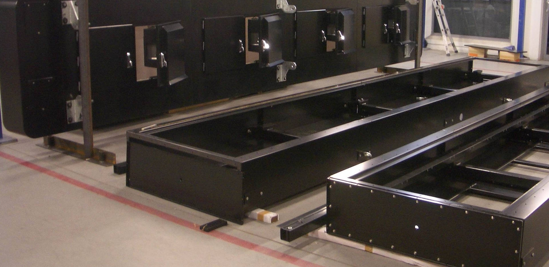 Large Sheet Metal Fabrication by Interfab