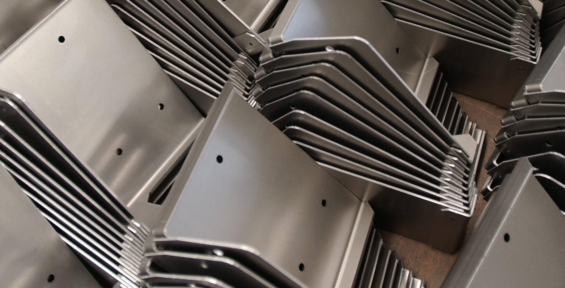 Sheetmetal Laser Cut & Fold in Sydney with Interfab