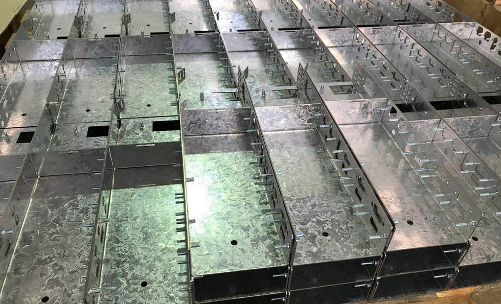 Sheetmetal Fabrication Services in north west Sydney at Interfab