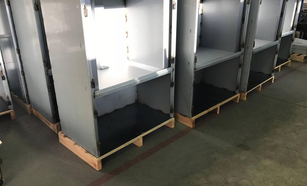 Large Sheet Metal Fabrication at Interfab