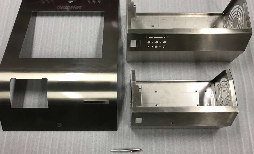 Stainless Steel Forming and Fabrication