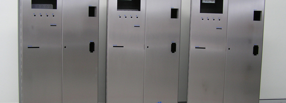 Stainless Steel Fabrication Project for Sydney Ticketing