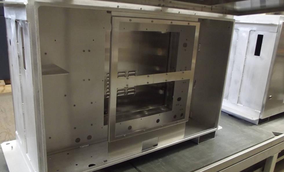 Aluminium Welding & Riveting