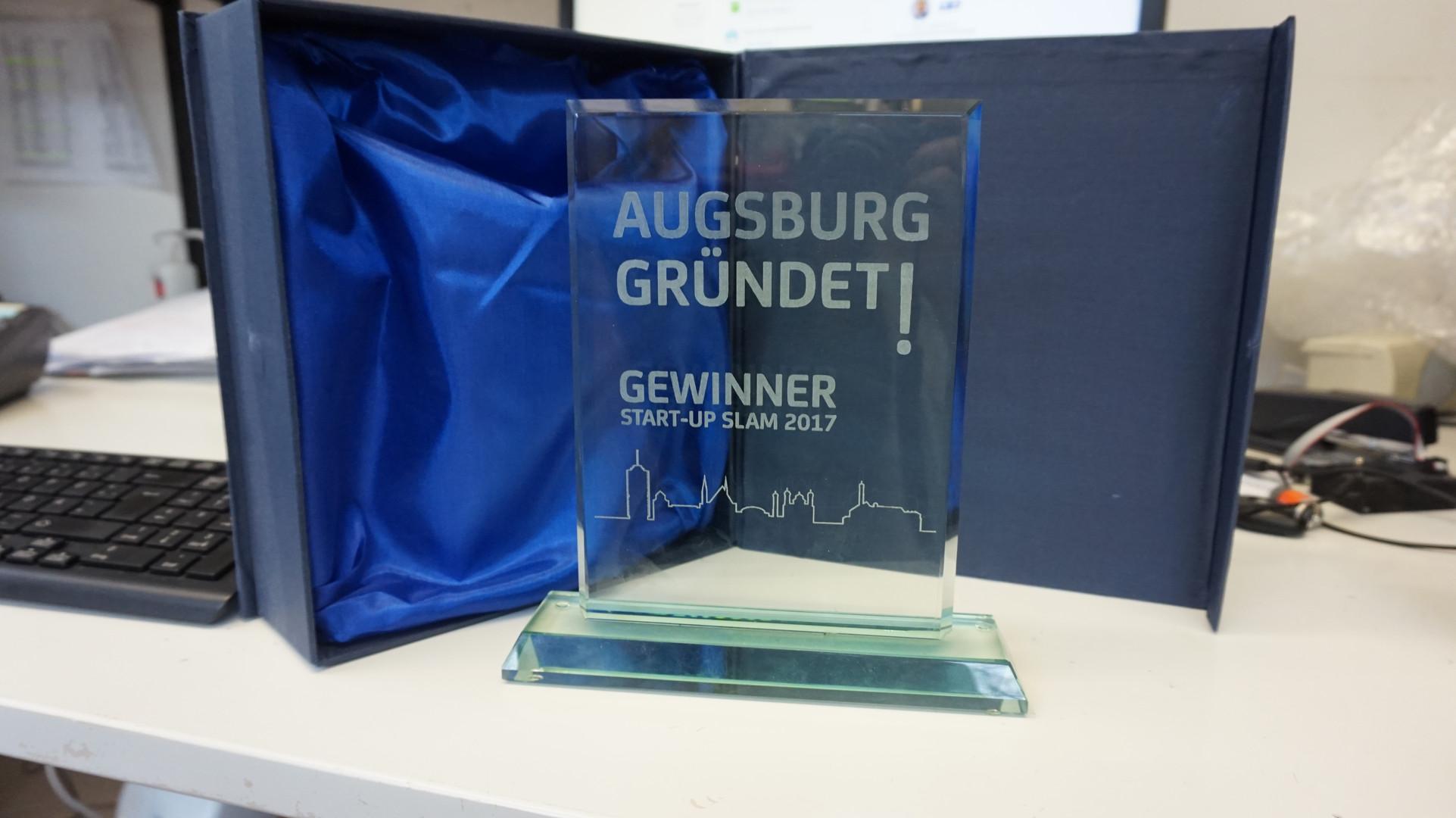 Augsburg Gruendet Pokal.JPG